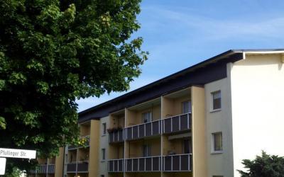 Drei Raum Wohnung